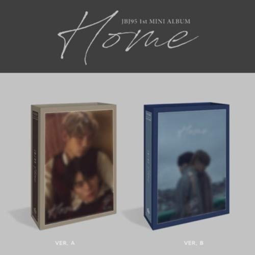 CD : JBJ95 - Home (With Booklet, Photos, Card, Asia - Import)