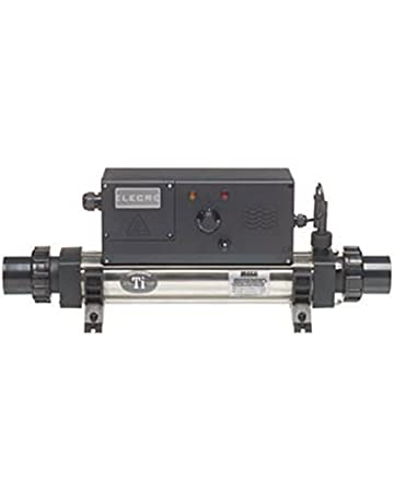 Productos QP Calentador Titanio Analogico 3 Kw Monofasico Negro 51.2x27x21 cm 831003T