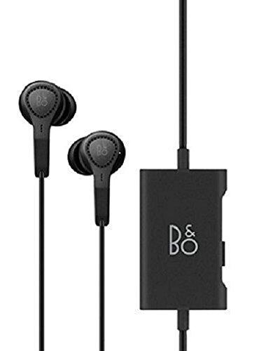 Bang & Olufsen Beoplay E4 Advanced Active Noise Cancelling Earphones – Black - 1644526