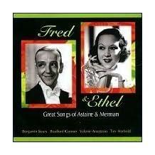 Great Songs of Astaire & Merma by Sears (2013-05-03)