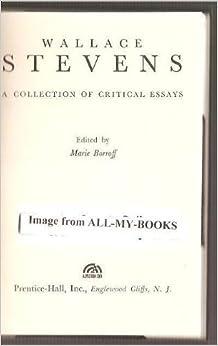 Wallace Stevens Poetry: American Poets Analysis - Essay