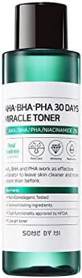 SOME BY MI Aha.Bha.Pha 30Days Miracle Toner 150ml (5oz) Anti-acne Exfoliation Hydration Brightening