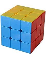 مكعب روبيك بألوان لا تبهت، حجم 6 سم 3 × 3 طراز MF050