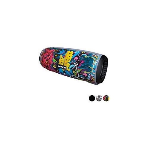 chollos oferta descuentos barato Daewoo S0421164 Altavoces Bluetooth DBT 10 12W