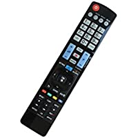 Replacement Remote Control Fit For LG 42CS570 47CM575 50LS4000 60PB6600-UA 60PB6900 Smart 3D Plasma LCD LED HDTV TV