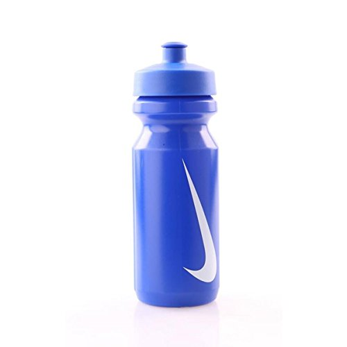 Squeeze Big Mouth Water Bottle, 650Ml, Azul/Azul