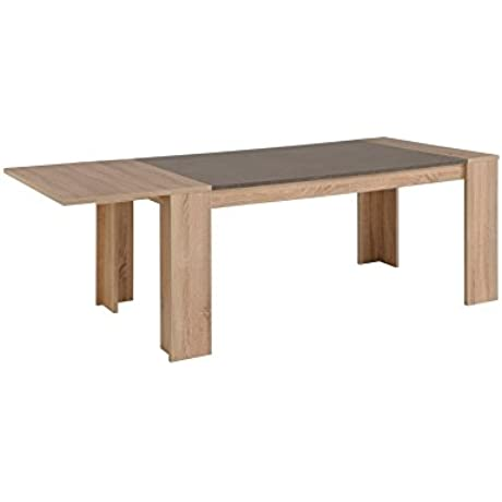 Parisot 0344TARE 01 Contemporary Spare Dining Table With Extension