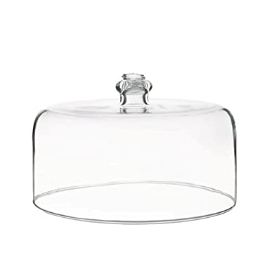 Juliska Berry and Thread Glassware Cake Dome