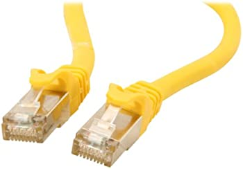Rosewill RCNC-12033 1-Feet Cat 6A SSTP 550MHz Network Cables