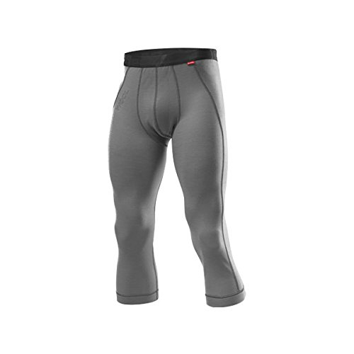 LÖFFLER Underpants 3 4 Transtex Wool - Grau
