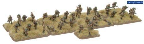 Soviet  Strelkovy Company by Flames of War
