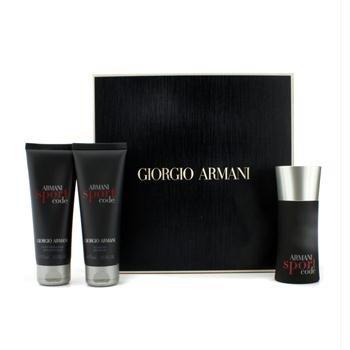 Giorgio armani code homme sport