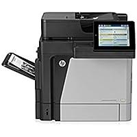 HP LaserJet M630h Laser Multifunction Printer - Monochrome - Photo Print - Desktop - Copier/Printer/Scanner - 60 ppm Mono Print - 1200 x 1200 dpi Print - Automatic Duplex (Certified Refurbished)