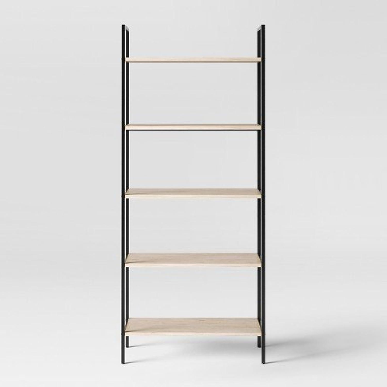 Project 62 72 Loring 5 Shelf Ladder Bookcase