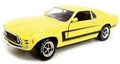 Ertl 39060M 1970 Mustang Grabber 1:18 Scale Die Cast by American Muscle by American Muscle