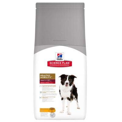 Hills Science Plan Adult Healthy Mobility for medium-sized dog breeds tending to suffer from joint problems Economy Pack  2 x 12kg