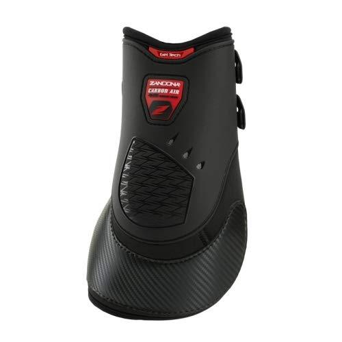Zandona Carbon Air EP Fetlock Fetlock Fetlock Boots Size L Black