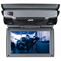 JVC KV-MR9010 Adjustable Roof-mount 9  Widescreen Flip-down LCD Monitor