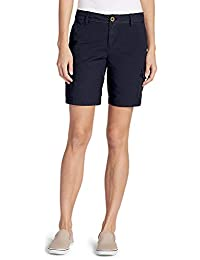 Women's Adventurer Stretch Ripstop Cargo Shorts - Slightly Curvy