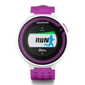 Garmin Forerunner 220 HRM - Reloj de carrera con GPS y