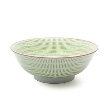 Sendan Bowl Green 7.75 dia.x 2.75 h