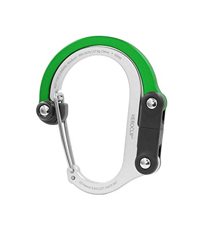 HEROCLIP Carabiner Clip and