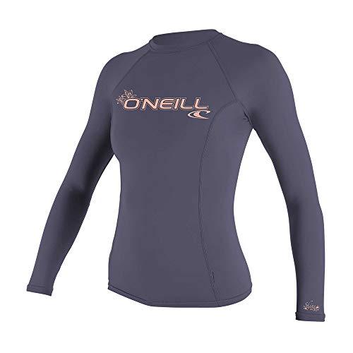 O'Neill Women's Basic 50+ Long Sleeve Rash