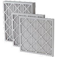 14 x 25 x 2 MERV 8 Pleated Filters - 12 Pack