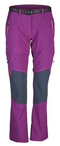 Ternua ® - Essens Pants, L Color Gris,Morado, Talla L Pants, dfdd84