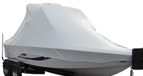 Transhield Over Wake Tower Boat Cover, 20 x 22-Feet