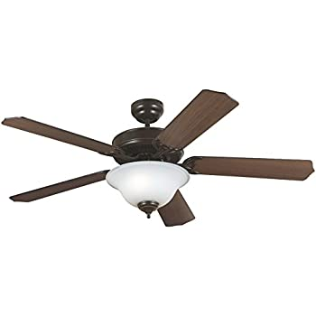Sea Gull Lighting 15040ble 782 Quality Max Ceiling Fan Heirloom Bronze
