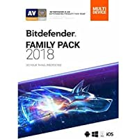Bitdefender Family Pack 2018 Unlimited Devices / 2 Years
