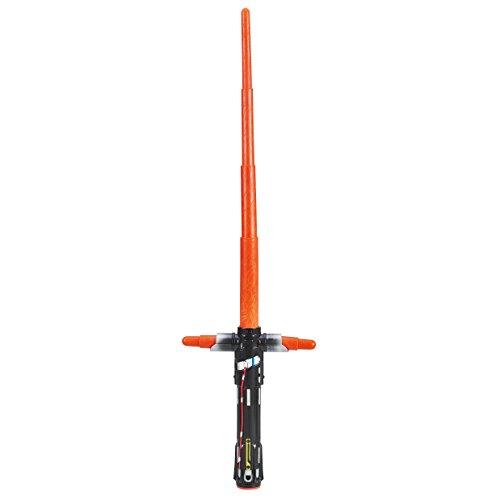 Acessório Sabre de Luz Star Wars Básico Vilão Hasbro Vermelho