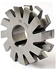 1pc R2.5 55 * 10*R2.5 * 22 Inner Hole HSS Concave Radius Milling Cutters R Half Round Milling Cutter