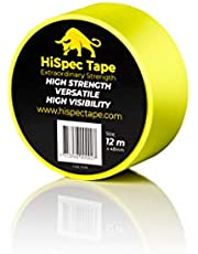 HiSpec Tape, The Professionals Choice, 12m x 48mm Neon Yellow