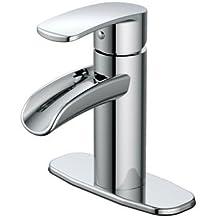 WaterRidge Adra Waterfall Bathroom Faucet