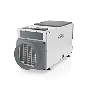 Aprilaire 1830 Pro Dehumidifier, 70 Pint Commercial Dehumidifier for Crawl Spaces, Basements, Whole Homes up to 3,800 sq. ft.