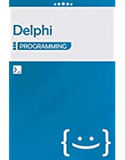 Delphi Programming: Lined Notebook Journal, Awesome Gift for Programmers, Software Developers, and IT Professionals - 120 Pages - Large (6 x 9 inches)