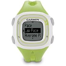 Garmin Forerunner 10 GPS Watch - Green/White (Renewed)