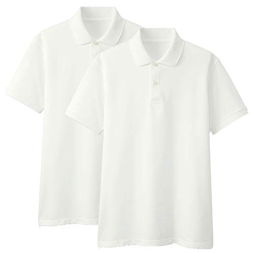 Kit com 2 Camisas Polo Part.B Regular Piquet (Branco, G)