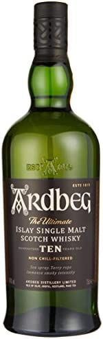Whisky Single Malt Ardbeg 10 Anos 750ml
