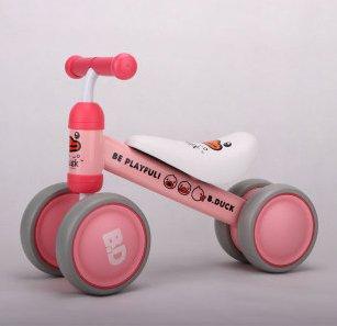 CIFFOSTT Baby-Balance-Fahrrad-Fahrrad-Baby-Wanderer-Spielzeug Fährt Für 1-Jährige Jungen-Mädchen 10 Monate-24 Monate Baby-Erstes Fahrrad-Erstes Geburtstags-Geschenk-Orange