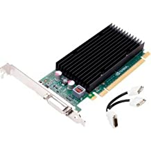 PNY VCNVS300X16-PB Quadro 300 Graphic Card - 512 MB DDR3 SDRAM - PCI Express 2.0 x16 -
