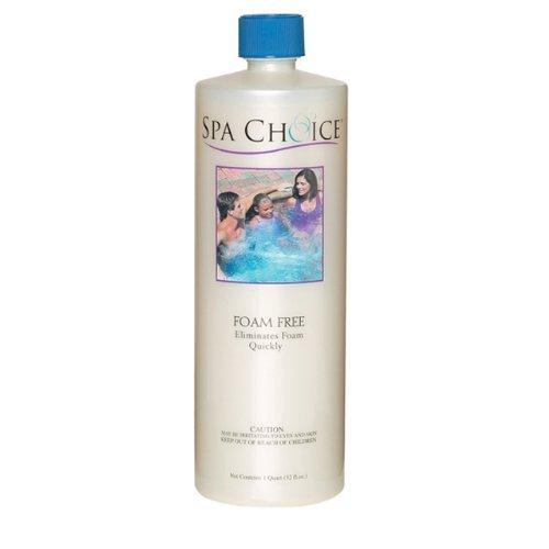 prima qualità ai consumatori Spa Choice 472 – 3-2031 Foam free free free spa Chemical, 1-pint by Spachoice  forniamo il meglio
