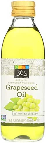 Cooking Oils: 365 Everyday Value Grapeseed Oil