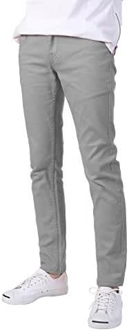 JD Apparel Men's Skinny Fit Jeans