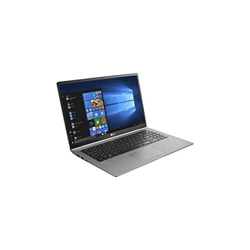 chollos oferta descuentos barato LG Gram 15Z980 B Portátil de 15 6 Full HD IPS 1 kilo bateria de 19 horas Intel i7 8550U 8th gen 8 GB RAM 256 GB SSD Windows 10 Home plata oscuro teclado QWERTY Español