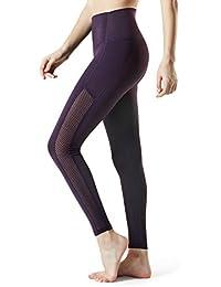 Yoga Pants High-Waist Tummy Control w Hidden Pocket...