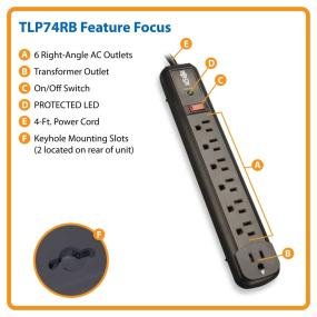 TLP74RB Feature Focus