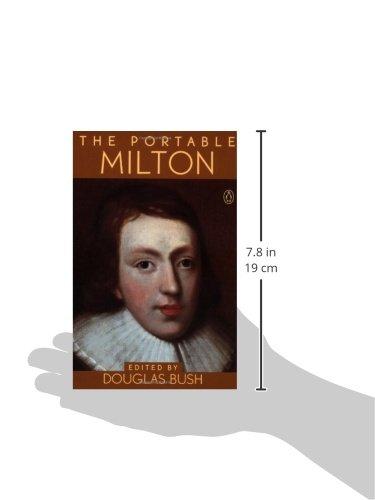 The Portable Milton (Portable Library)